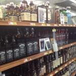 Hard liquor in Walmartwho knew? hawaii2014